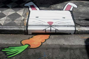 6emeia Artists Hit the Streets to Brighten Up San Paulo