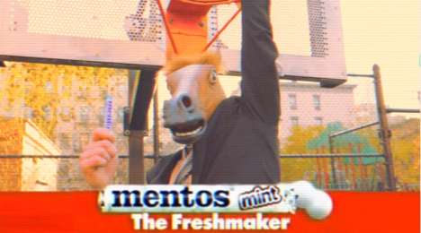 mentos commercial spoof