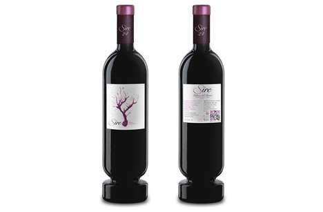 Sire 24 Wine Packaging
