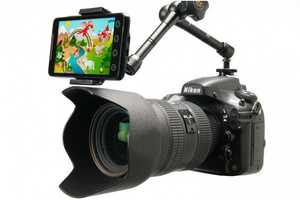 The Look Lock System Helps Children Focus for Easy Photo Shoots