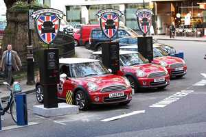 The MINIster MINI Campaign Lets You Rent a Miniscule Auto