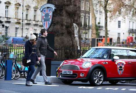 MINI car hire