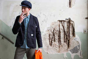 The Carharrt WIP Heritage 2012 Fall/Winter Collection is a Crossover