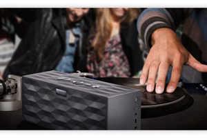 The Jambox BIGJAMBOX is for Music and Phones