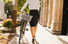 Chic Cycling Couture