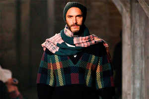 The Chanel Pre-Fall 2013 for Men Keeps Warm While Looking Haute