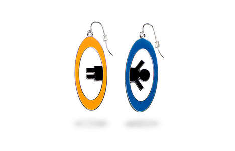 the portal earrings