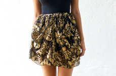 DIY Designer-Inspired Skirts
