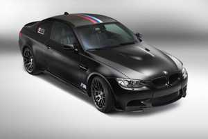 The BMW M3 Special Champion Edition Salutes Bruno Spengler