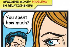 This Chart Explores Avoiding Money Problems in Relationships