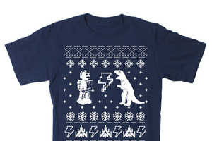 Geeky Christmas Tees are Great as Casual Christmas Clothes