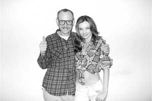 The Terry Richardson Miranda Kerr Shoot is Playful and Cute