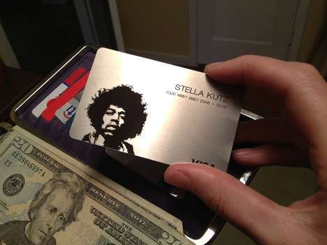 Luxury Metal Credit Cards