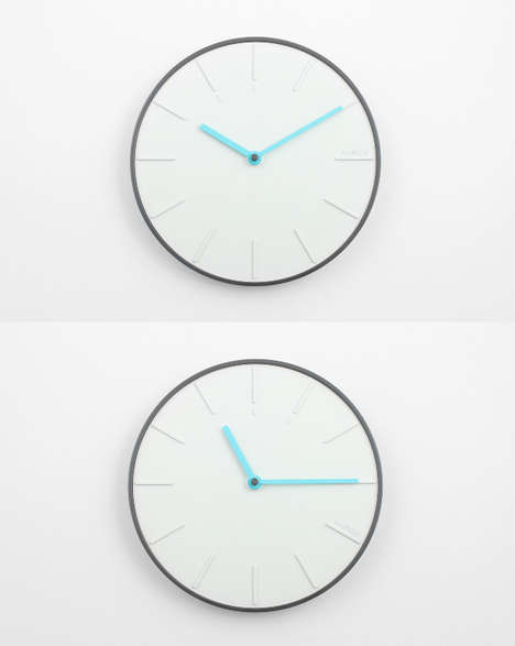 ambigu wall clock