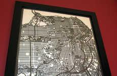 Modern Laser Cartography