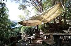 Woodsy Cabin Dwellings