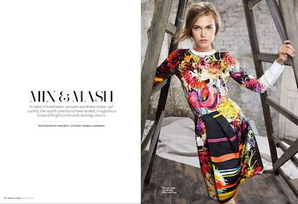 Mix and Mash by Marie Claire UK