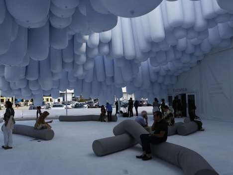 Drift Installation by Snarkitecture