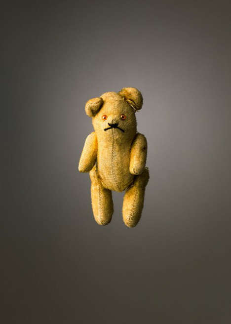 Haunting Toy Photography - Mark Nixon Shows Us What's Left of These Old Stuffed Animals