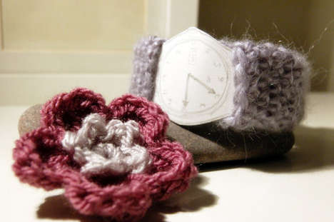 Crochet Watch Cozies