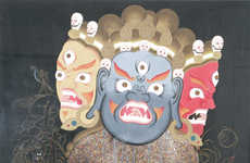 Culture Clashing Illustrations