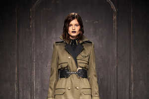 The Just Cavalli Pre Fall 2013 Line Captures Outback Couture