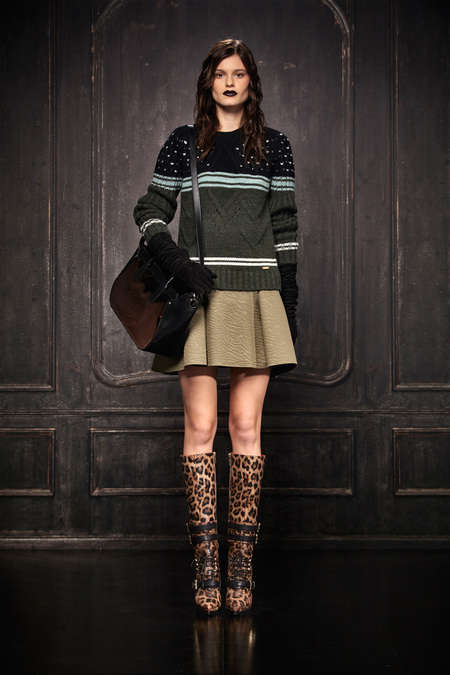 Just Cavalli Pre Fall 2013