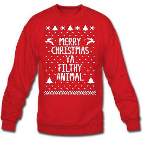 Ugly Sweater Party Inspirations