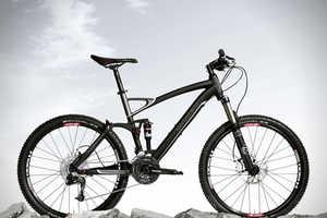 The Mercedez Benz Mountain Bike is a Cyclist's Dream