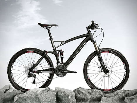 Mercedez Benz Mountain Bike