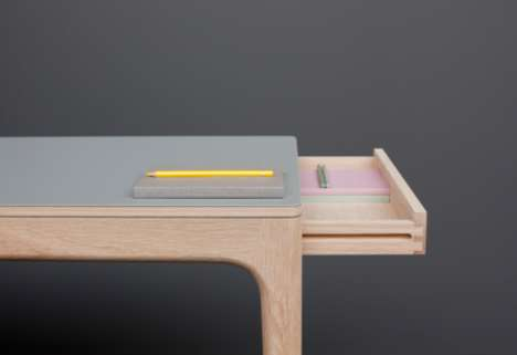 Graft Desk by Derek Welsh