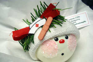 The Snowmen Christmas Ornaments Make Your Tree Look Adorable