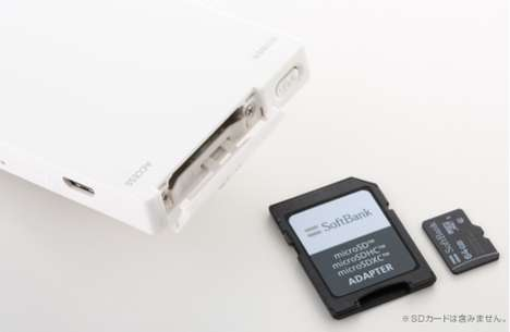 Smartphone External Hard Drives - iPhone Backup Drives Make Reformatting Mobile Devices a Lot Easier