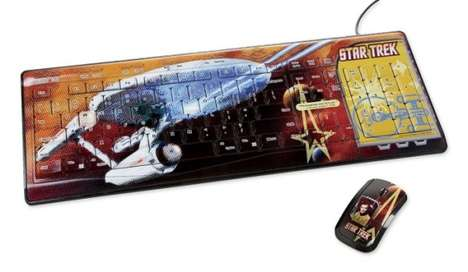 Star Trek Keyboard 
