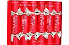 Cosmetic Holiday Crackers