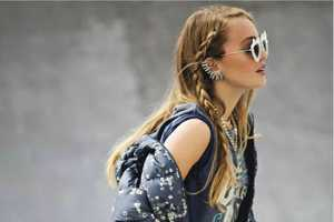 The Glamour France Urbaine Degaine Shoot Captures Parisian Cool