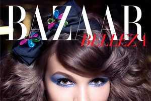 Harper's Bazaar en Español Features Different Looks