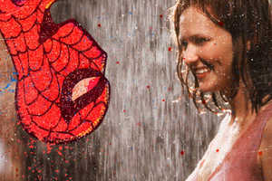 The Superhero Media Crossover Project is a Composite