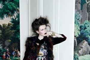 The Piotr Stoklosa Glamour Poland Feature is Eclectically Styled
