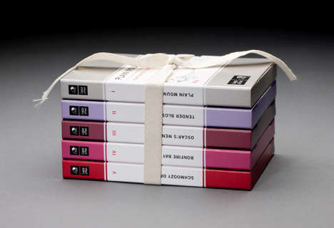 Chocolate Books Packaging