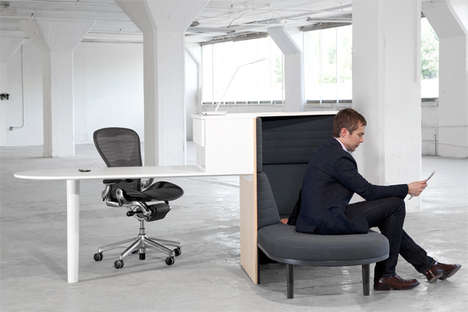 Herman Miller Integrated Workstation