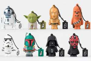 The Star Wars Flash Drives Let You Carry the Force Around with You