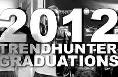 2012 Trend Hunter Academy Graduation - To Celebrate One of the Best Internship Programs in Toronto