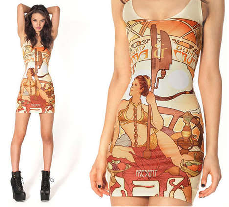 black milk star wars