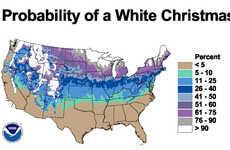 Holiday Precipitation Predictions