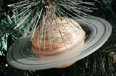Celestial Holiday Tree Decor