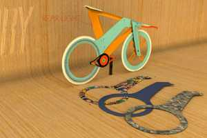 Mooby Bicycle Lets You Express Your Style with Changeable Frame Plates