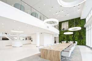 The Office Interior by Hofman Dujardin Architects is Eco-Friendly