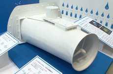 Portable Aquatic Powerplants