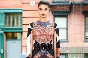 The Givenchy Resort 2013 Collection Presents Nomadic Genius